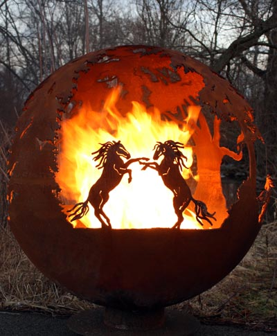 ... WildFire#7 ... - Nature's Design - Fire Pit Gallery - WildFire