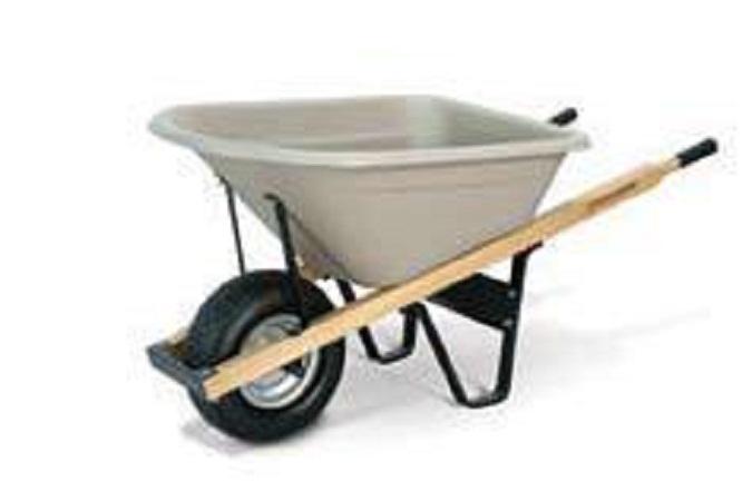 Steel Wheelbarrow Handles